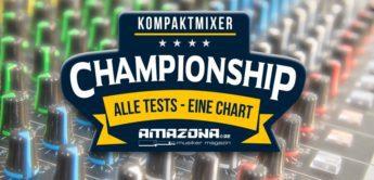 Championship: Die besten Kompaktmixer für Live und Studio