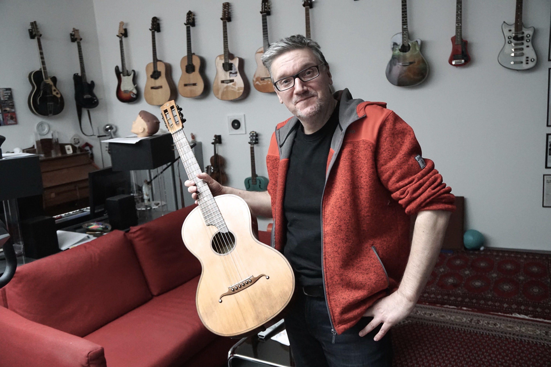 Interview: Dieter Schleip, Tatort-Filmkomponist und mehr ... - Seite ...
