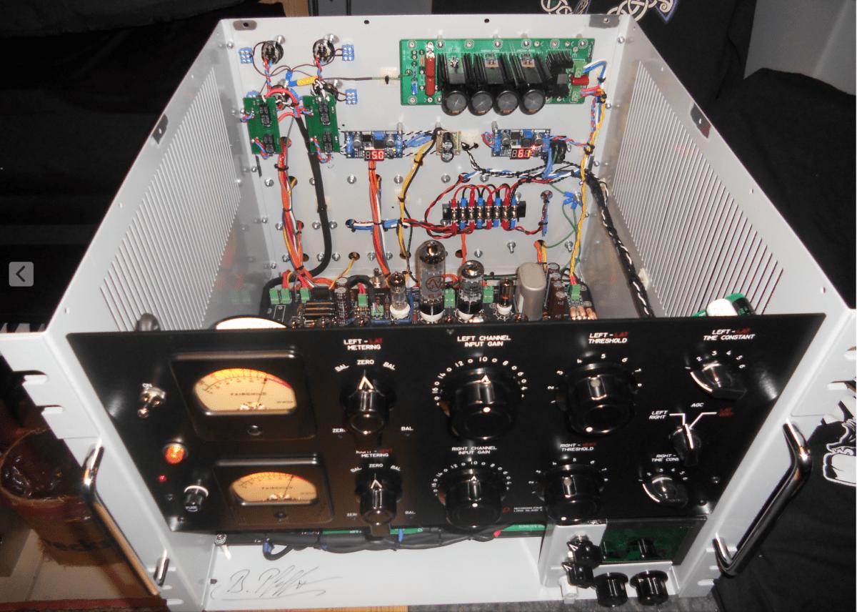 Fairchild 670 Pfeffer Nachbau Bild 17