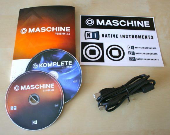 Native Instruments Maschine MK2 Zubehoer