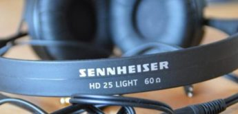 Test: Sennheiser HD 25 Light