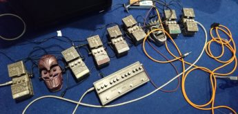 Workshop: Stompbox Effekte für Keys, Teil 4: Effekt-Ketten