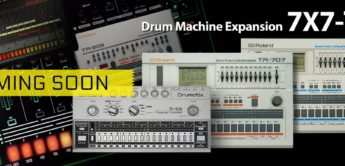 Top News: Roland TR-8 7X7 mit TR-606 Soundexpansion