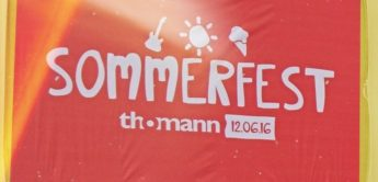 Report: Thomann Sommerfest 2016