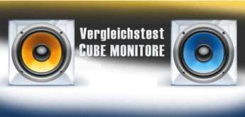 Vergleichstest: Auratone 5C, Avantone MixCubes, Behringer C50A, Cube-Monitore