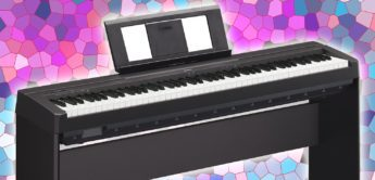 Test: Yamaha P-45, Stagepiano