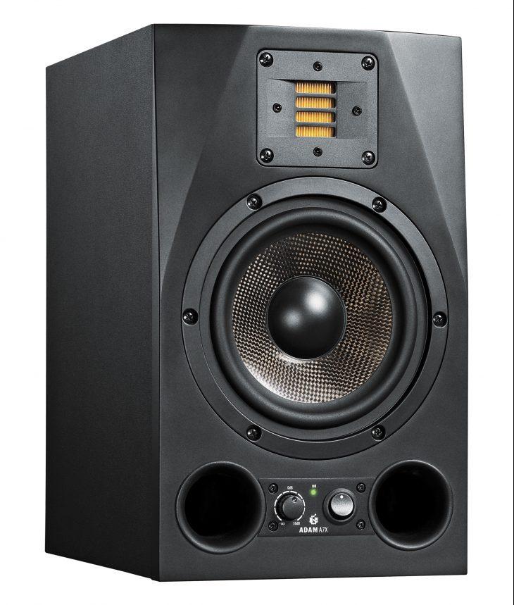 ADAM Audio test A7X