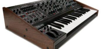 Top News: Oberheim Two Voice Pro Black, Analogsynthesizer
