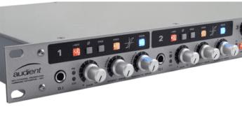 Test: Audient ASP 800, Mikrofonvorverstärker