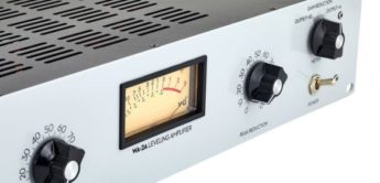 Test: Warm Audio WA-2A, Limiter/Kompressor