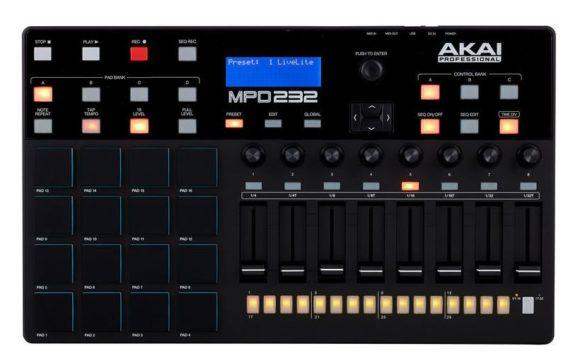 AKAI-MPD-232-8