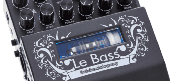 Test: Two Notes Le Bass Dual Channel Preamp, Gitarren Multieffekt Pedal