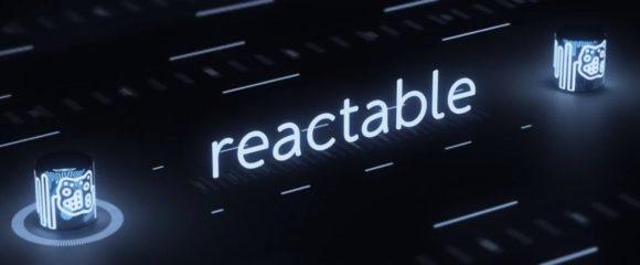Curios11-Reactable - ROTOR