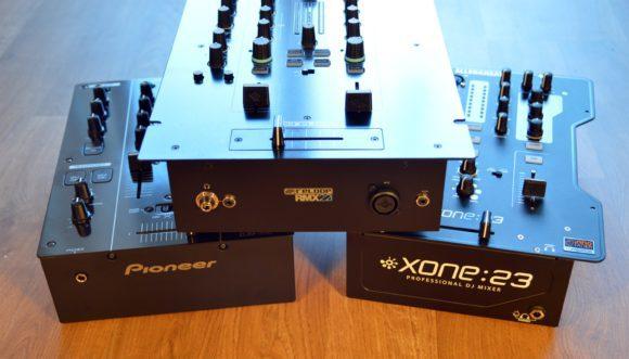 2-Kanäle, 3-Mixer