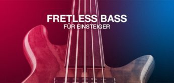 Workshop: Fretless Bass für Einsteiger