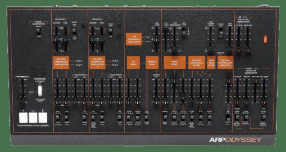 Korg ARP Odyssey Module 3