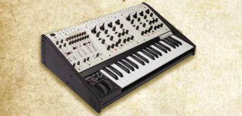 Test: Oberheim Two Voice Pro 2016, Analogsynthesizer