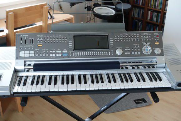 Das Technics sx-KN7000