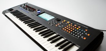 Test: Yamaha Montage Synthesizer, Teil 1