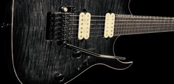 Test: Ibanez JCRG12-MBK, E-Gitarre