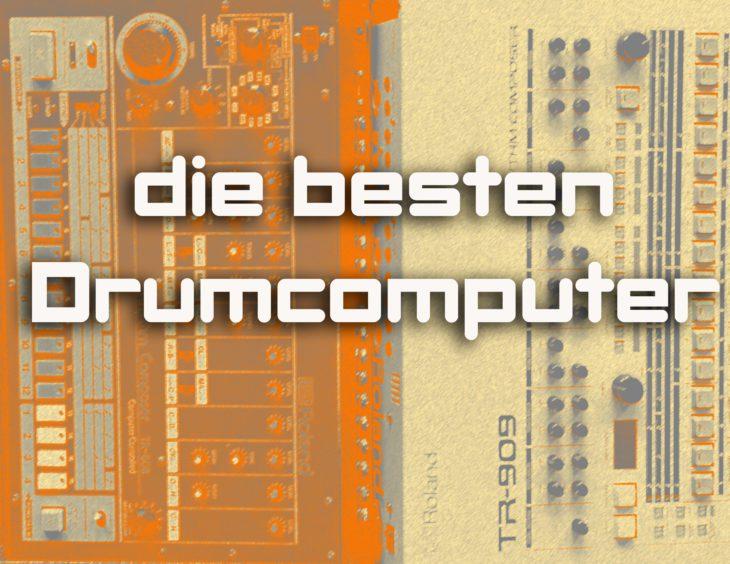 Kaufberatung: Die besten Drumcomputer, Drummachines