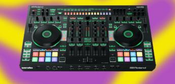 Top News: Roland DJ-808, Serato DJ-Controller