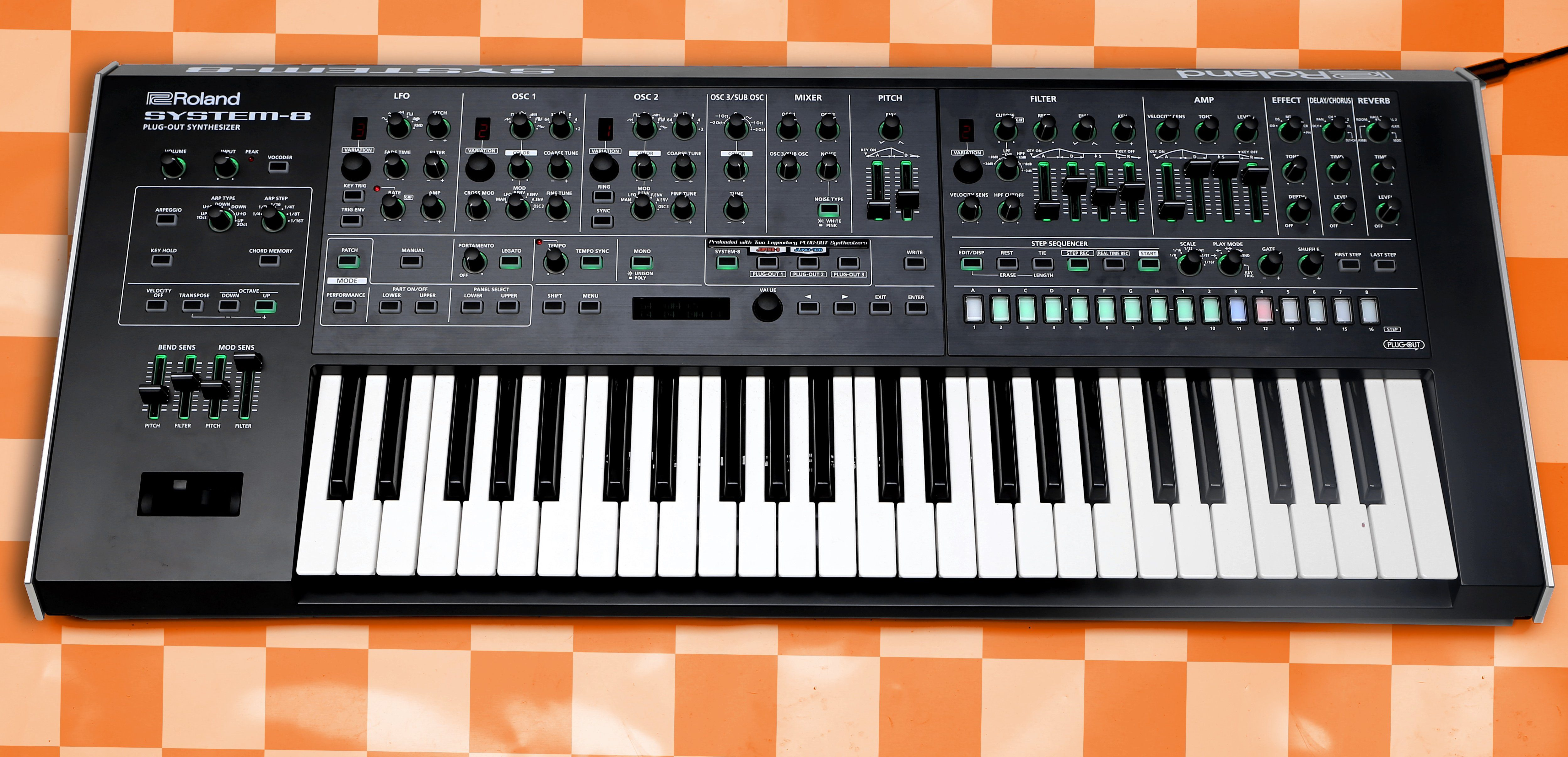 roland system 8 a