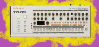 Top News: Roland TR-09, Drummaschine