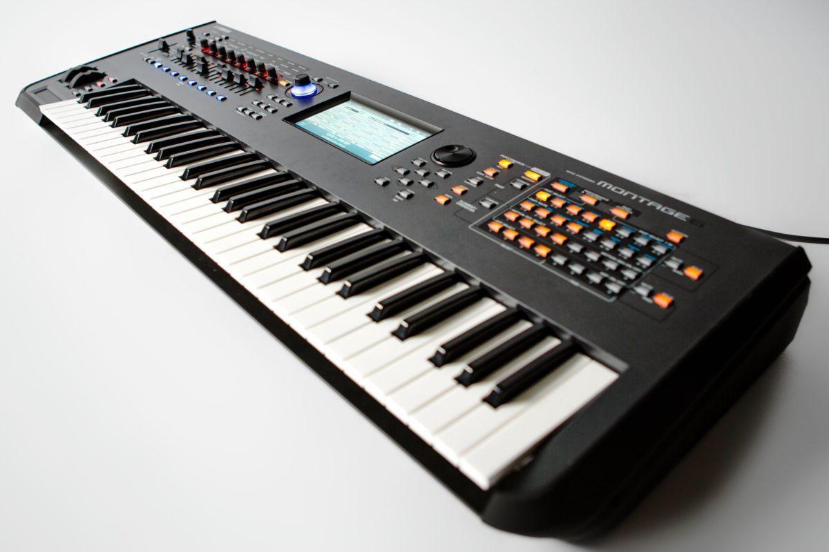 Synth mit FM-Turbo - der Yamaha Montage