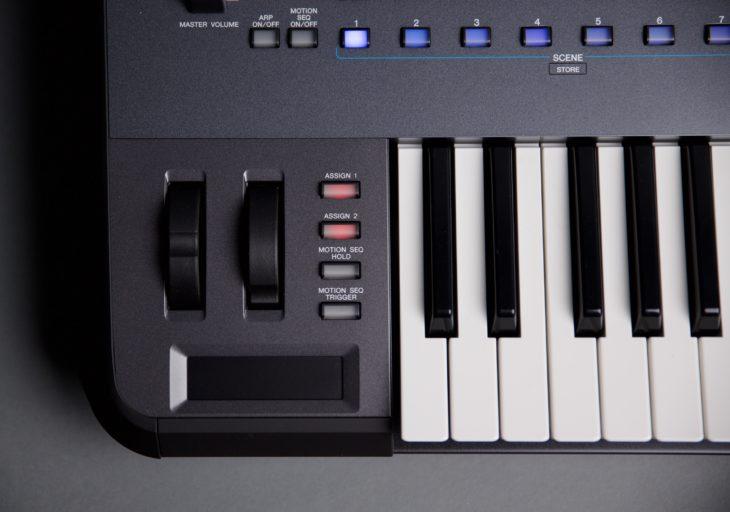 Yamaha Montage Synthesizer, Teil 2