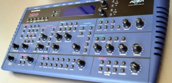 Test: Novation Nova Virtual Analoger Synthesizer