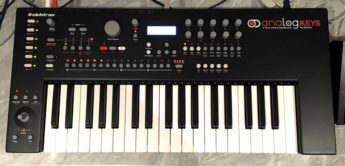 Experience Elektron Analog Keys & Overbridge