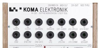 Test: Koma Elektronik RH301, Analoge Master-Clock und Konverter