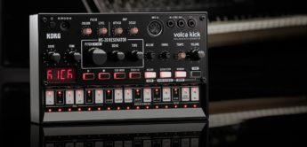 Test: Korg Volca Kick, Analog Groovebox