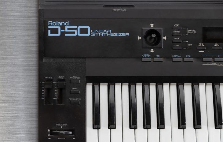 Roland D-50, D-550