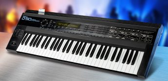 Green Box: Roland D-50, D-550, PG-1000 Synthesizer (1987)