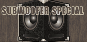 Vergleichstest Subwoofer: Presonus Temblor T10, JBL LSR310S, KRK 10S, Mackie MR10S MK3, Fluid Audio F8S,
