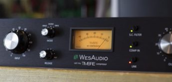 Test: Wes Audio Timbre, Vari Mu Kompressor