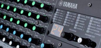 Test: Yamaha EMX5, Powermixer