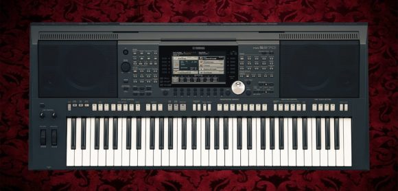 PSR-S970 Aufmacher