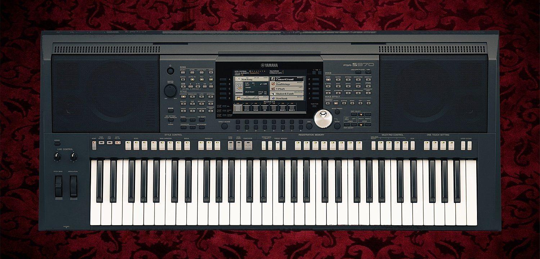 Test yamaha psr s970 entertainer keyboard for How to repair yamaha keyboard