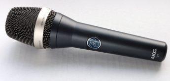 Test: AKG C7, Kondensatormikrofon