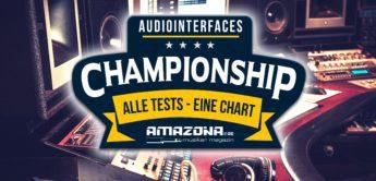 Championship: Die besten Einsteiger-Audiointerfaces