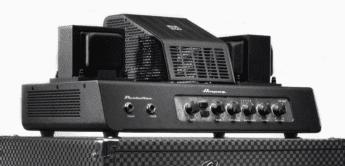 Test: Ampeg PF-50T, Bassverstärker