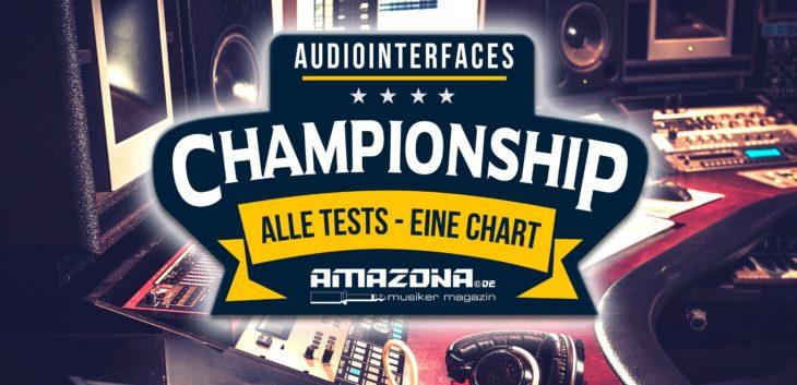 die besten audiointerfaces für einsteiger