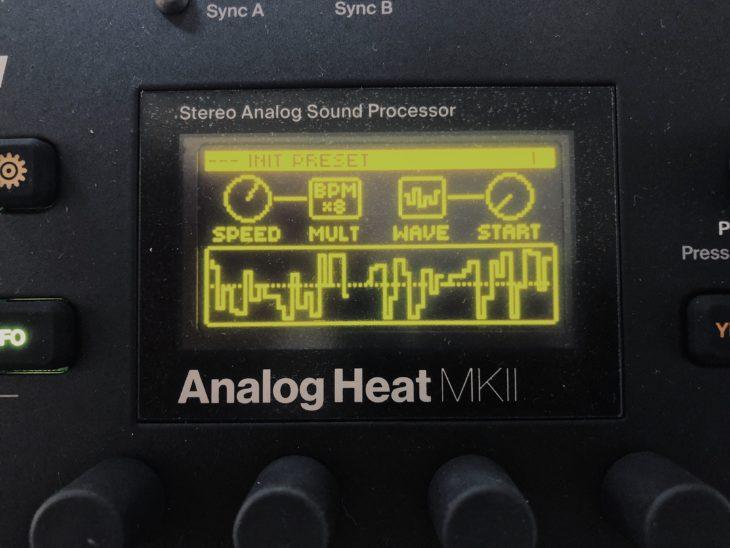 elektron analog heat mk2