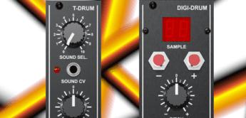 Test: EMW T-Drum, Digi-Drum, 12-Bit Drum-Module