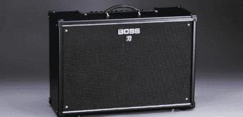 Test: BOSS Katana 100/212, Gitarrenverstärker