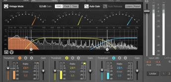 Test: iZotope Neutron, Mixing Software mit Automatik