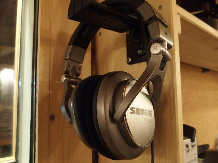 Vergleichstest Studiokopfhörer akg shure audio Technica focal beyerdynamic shure srh940